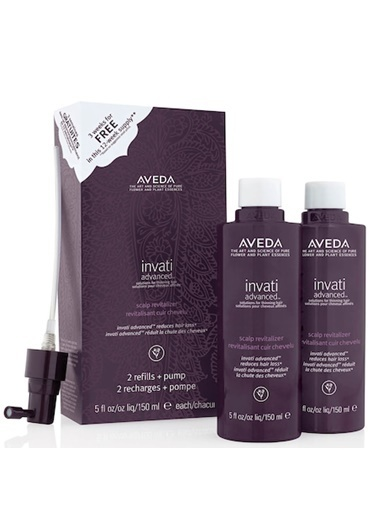 Aveda Aveda Invati Advanced Scalp Revitalizer-Dökülme Önleyici Set Renksiz